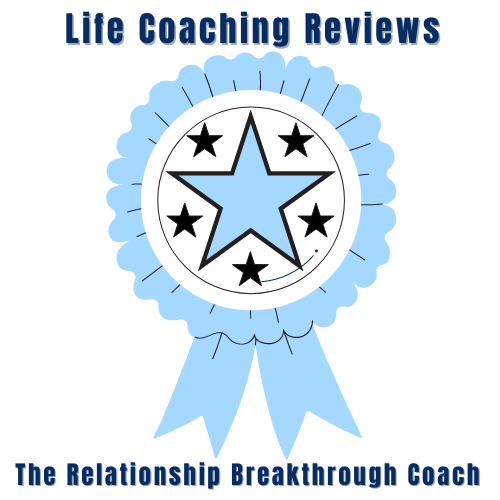Five star life coaching reviews for The Relationship Breakthrough Coach Professional Life Coaching for Men Life Coaching for Couples
