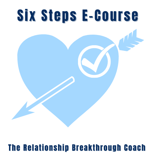 Relationship Breakthrough Coach: Life Coaching Course by email: Six Steps to Relationship Breakthrough