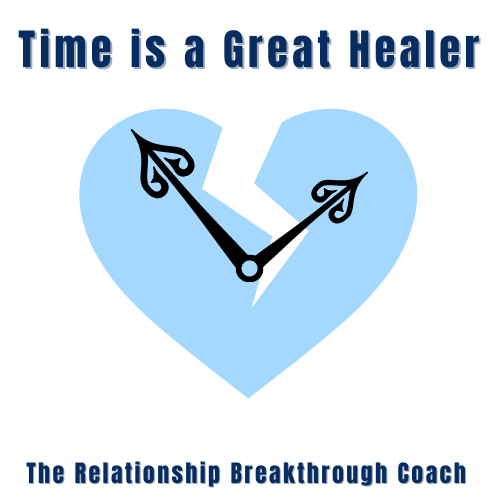 Time is a great healer. coping with relationship break up